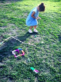東京浅草・蔵前のトリニティー子ども教室「園児・小学生向け造形クラス」1