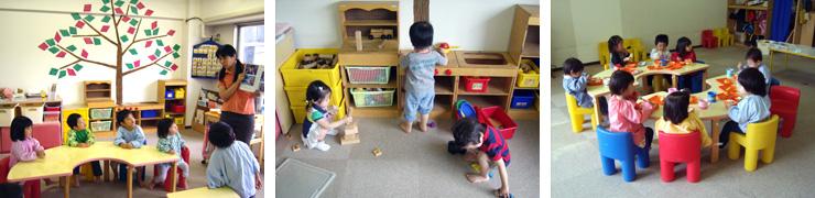 未就園児クラス(日本語)