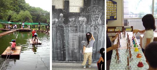東京浅草・蔵前のトリニティー子ども教室「シーズンスクール」